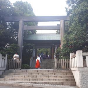 東京のお伊勢さん「東京大神宮」