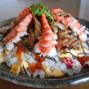 こよいのごはん・ちらし寿司