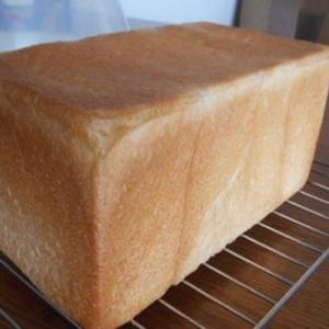 気合いを入れて?角食パン
