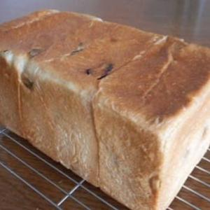 レーズン食パン