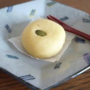 かぼちゃまんじゅう、そして辛子明太?