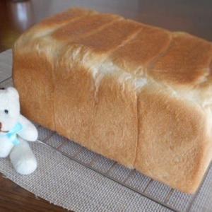 シンプル角食パン♪
