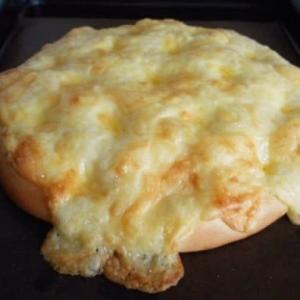 チーズフォカッチャ