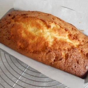 きんかん風味パウンドケーキ