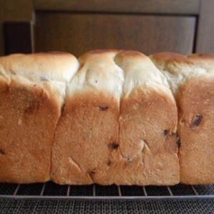 レーズン&クランベリーの食パン