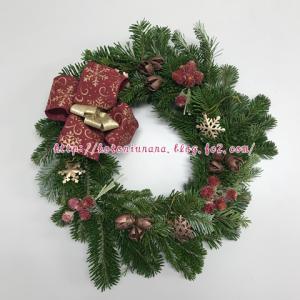 ★2018年度★ クリスマスリース
