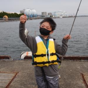 芦安小学校の釣り教室 アディショナルタイム!!