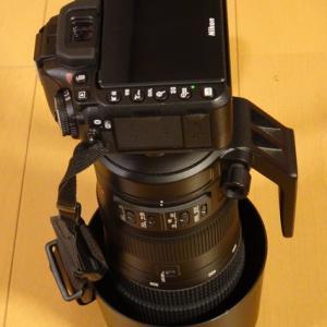 Nikonの200-500はすごい