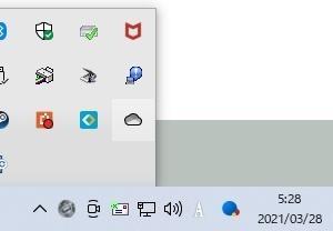Windows10 version 20H2 にしたらおかしくなった事と対処
