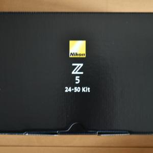 Nikon Z5 買った