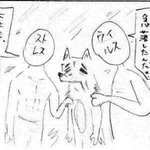 2021年7月の犬次郎