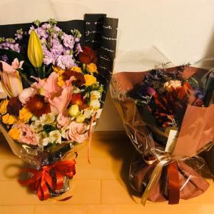 花束オーダー 記念に残す