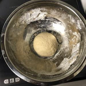 市販のドライイーストでカンパーニュを焼いた