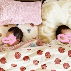 【双子】生後3ヶ月♡