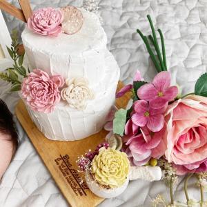 クレイケーキの作り方♡