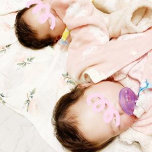 【双子】2回目の予防接種!