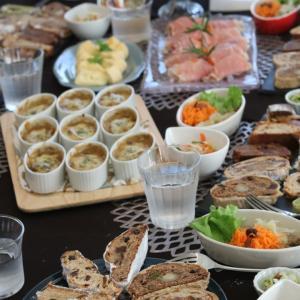 キッチンスタジオRin-copain シュトーレンの食べ比べ会