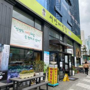 フェマッククスがおいしいお店「ソアンメミルチプ(서안메밀집)」