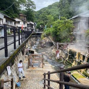 タトゥーがあっても入れる世界遺産の温泉「湯ノ峰温泉つぼ湯」