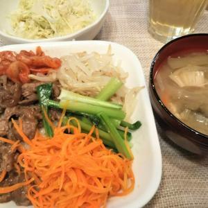 韓国料理と義父母