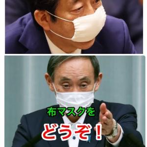 466億円の布マスク、最早配布詐欺である
