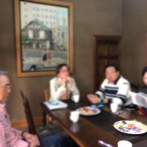 Tea Time Session 2019/9