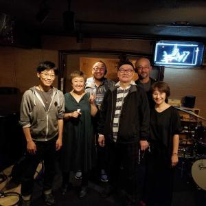 2020/10/7 浜田均カルテット