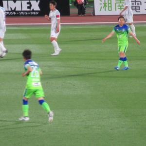 2019年ルヴァンカップ第5節 湘南ベルマーレ対V・ファーレン長崎 鈴木冬一プロ初ゴールでベルマーレが最終節に望みを繋ぐ