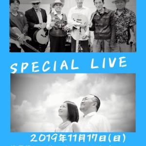 【出演情報】the3side4  & fufu Special Live
