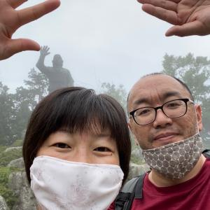 【旅日記】先週に引き続き、三峯神社