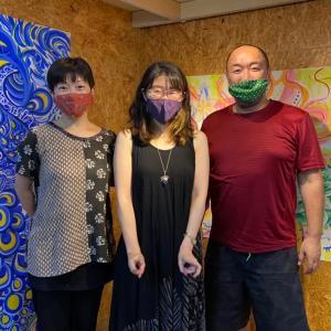 【夫婦日記】堀越美奈子 個展 いのち