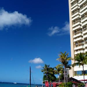 ハワイ滞在中!