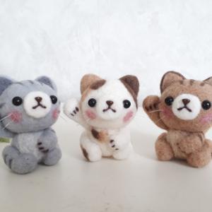 ☆オーダー品☆招き猫ちゃんのオーダー♪