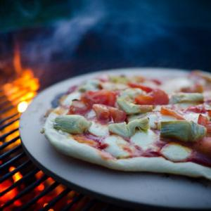 BBQグリルやコンロがピザ窯に!?尾上製ピザオーブンが超便利
