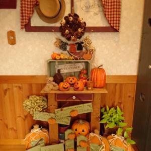 かぼちゃがいっぱい♪