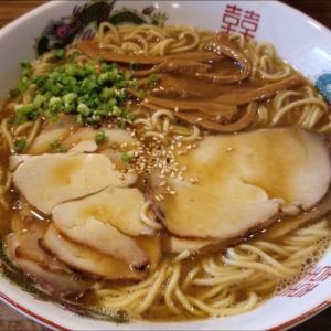 徳島県の脇町にある『藤やま』さんの国産素材と無化調にこだわった中華そば