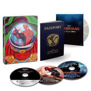 『スパイダーマン ファー フロム ホーム』ブルーレイ&DVD発売決定-12月4日リリース
