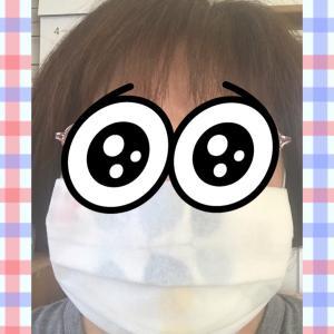 マスク 試作品1、2