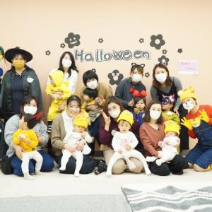 Halloween ちいさな遊びの会 開催致しました