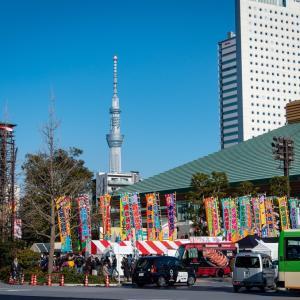 【288】墨田区両国 初場所 入り待ちの風景