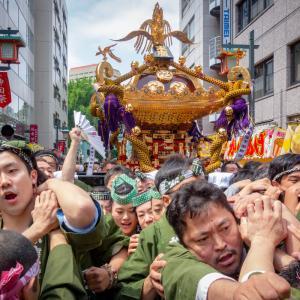 【283】千代田区外神田 令和初の神田祭り