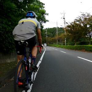 小山田周回練で、レース出られんぢゃね?