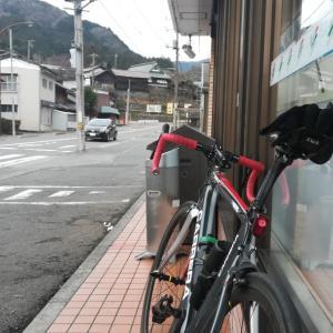 今日の100km. ride。