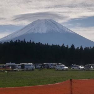 富士山シクロクロス参戦(プロローグ)