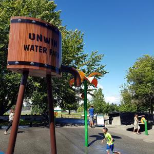 子供が喜ぶ!ユニバーサルデザインの公園!!