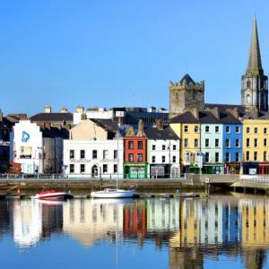 アイルランド*最古の都市