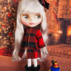 ルーシーのクリスマス★ベローチェのふちねこも♪