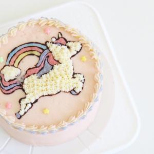 祝ご卒業!パーティーデコレーションケーキ認定講座レポ
