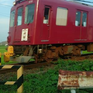 時空を旅する列車発見!!