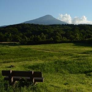 今日は鳥海山へ。
